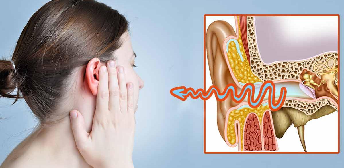 como sacar el agua del oido