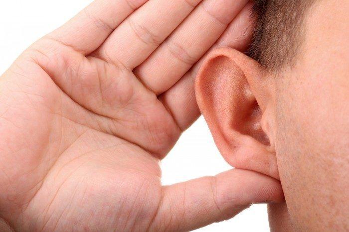 Peridida de audición en un oido