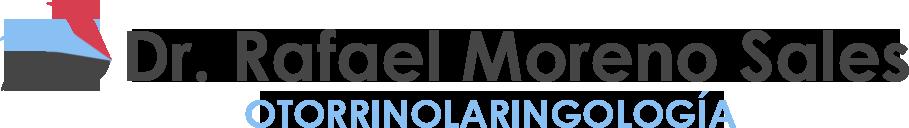Dr. Rafael Moreno Sales - Otorrinolaringología